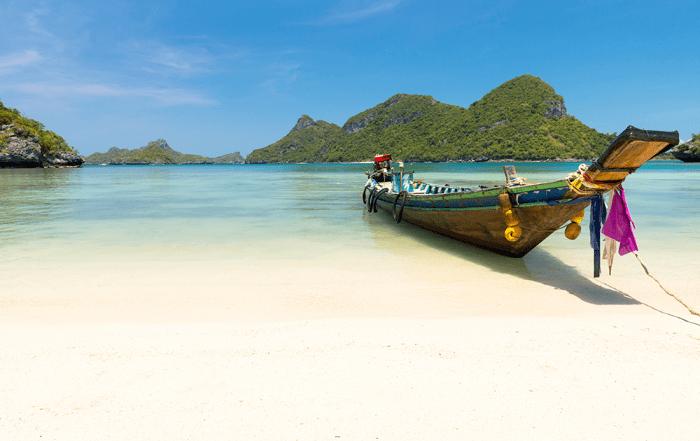 สถานที่ท่องเที่ยว เกาะสมุย