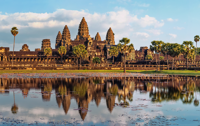 เดินทางสู่ประเทศกัมพูชา-ไปเที่ยวเสียมเรียบกัน