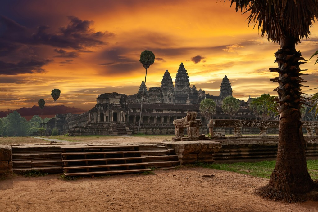 Travel to Siem Reap