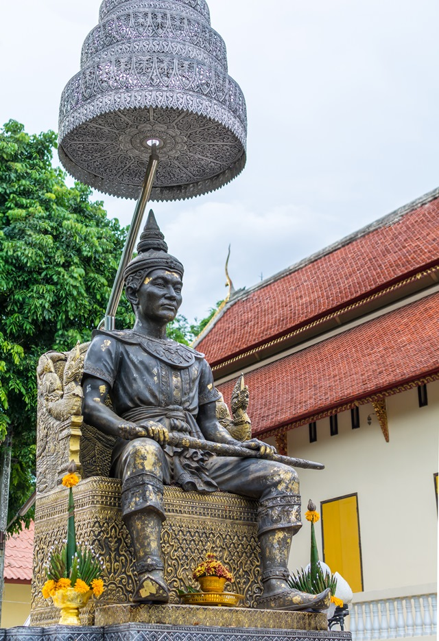 King Mengrai The Great Monument