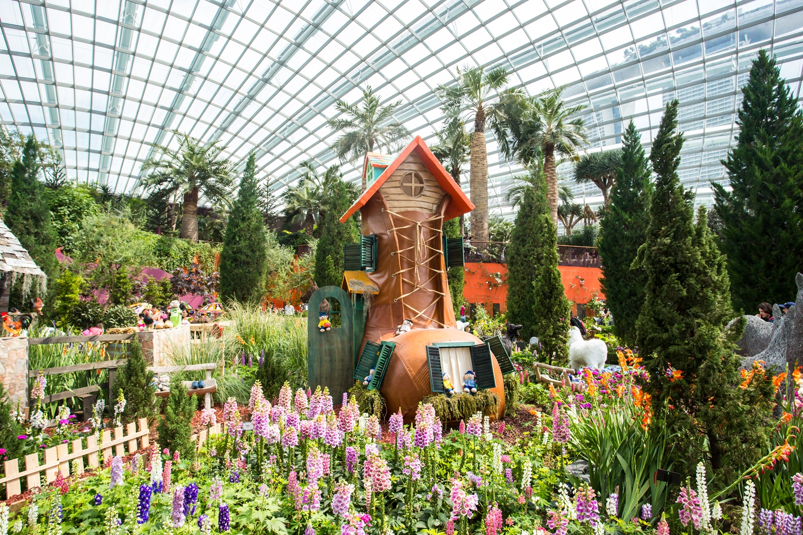 Flower Dome (1)