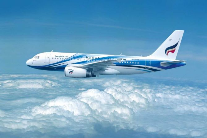 Airbus Bangkok Airways