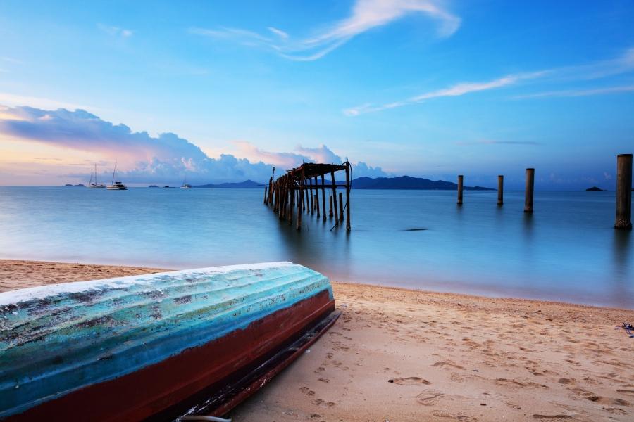 บ่อผุด เกาะสมุย