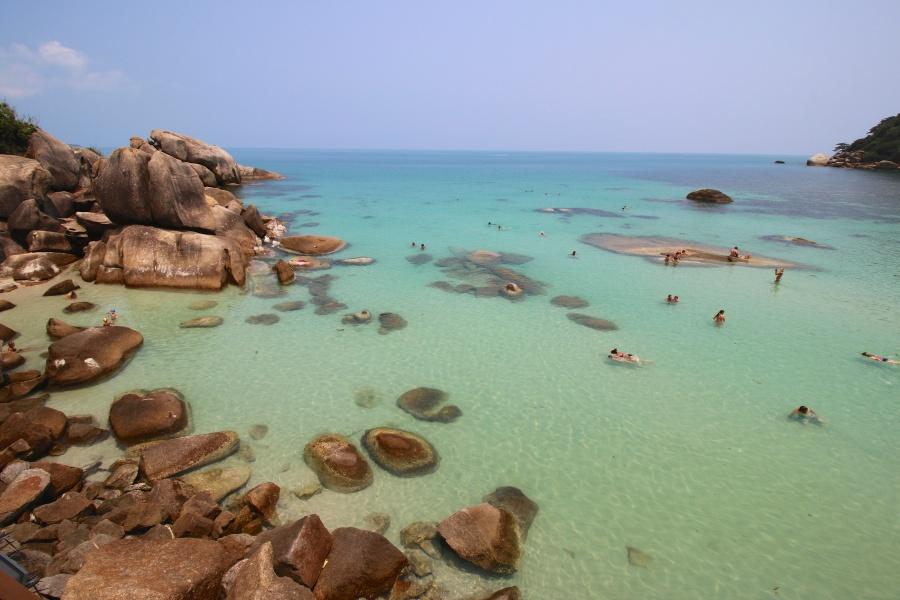 หาดท้องตะเคียน เกาะสมุย